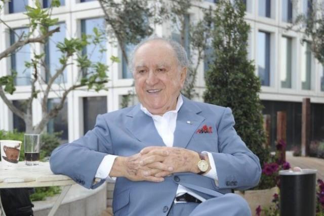David Azrieli est né en Pologne en 1922.... (ARCHIVES)