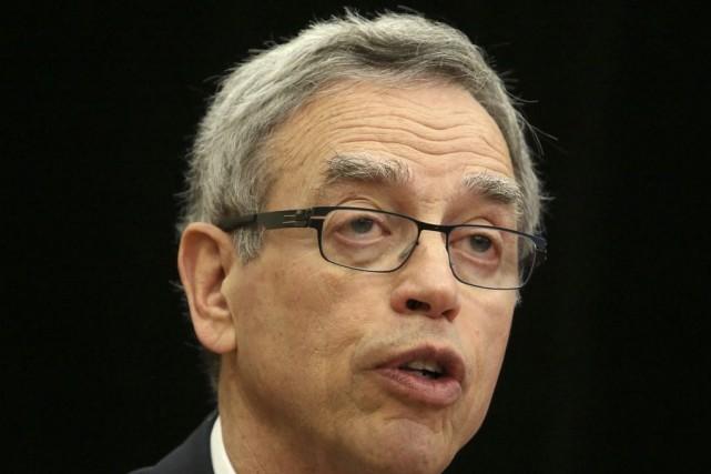 Le ministre des Finances JoeOliver a présenté mercredi... (PHOTO FRED CHARTRAND, LA PRESSE CANADIENNE)