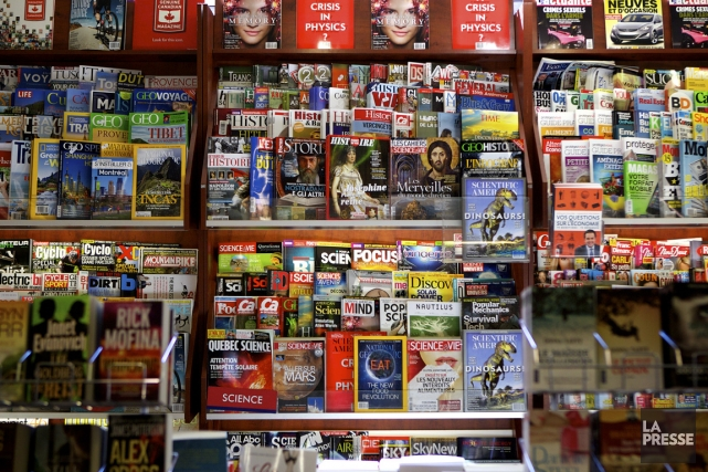 L'insatisfaction est grande chez l'ensemble des éditeurs demagazines,... (PHOTO SARAH MONGEAU-BIRKETT, ARCHIVES LA PRESSE)