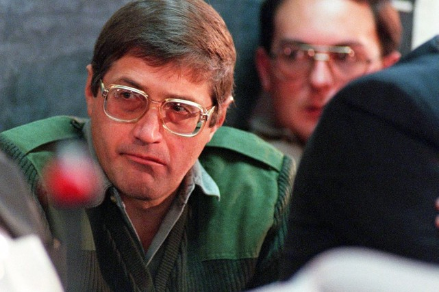 De Kock, aujourd'hui 65 ans, est considéré comme... (PHOTO WALTER DHLADHLA, ARCHIVES AFP)