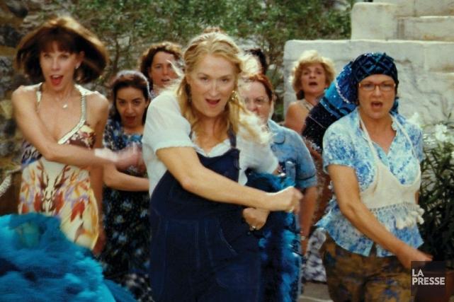 Mamma Mia... (Photo: archives La Presse)