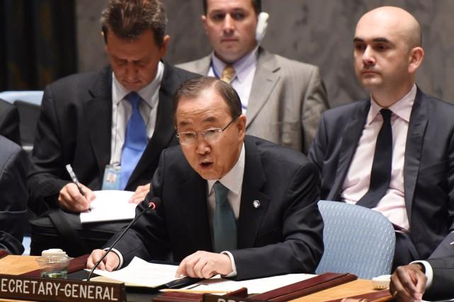 «Il est plus urgent que jamais de tenter... (PHOTO DON EMMERT, AFP)