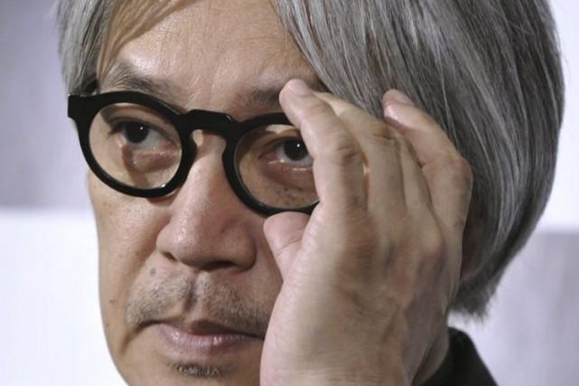 Ryuichi Sakamoto photographié en 2010.... (Photo: archives AFP)