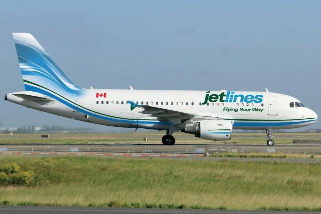 Le fournisseur américain de pièces d'avions JetLine Aviation Services a annoncé... (Photo fournie par Jetline)