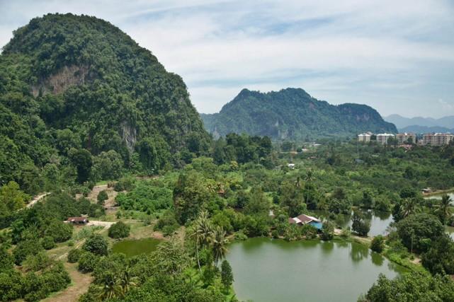 Ipoh, dans l'État du Perak, est une destination... (Photo Digital/Thinkstock)