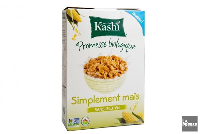 Ces délicieux flocons de maïs sont non seulement agrémentés «d'un soupçon de... (PHOTO ALAIN ROBERGE, LA PRESSE)