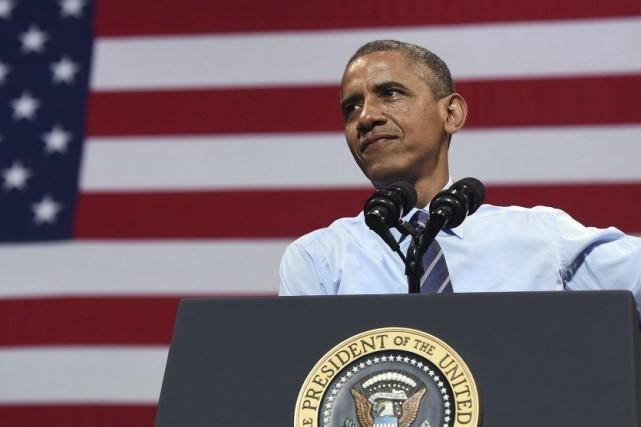 Obama a dit à Nétanyahoucomprendre qu'Israël veuille se... (Photo AFP)