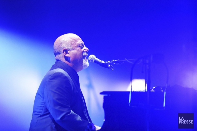 Billy Joel reprend Maybe I'm Amazed.... (Photo: archives AP)