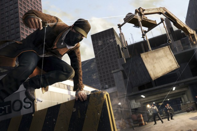 Le succès de Watch Dogs a permis à... (Photo Associated Press/Ubisoft)