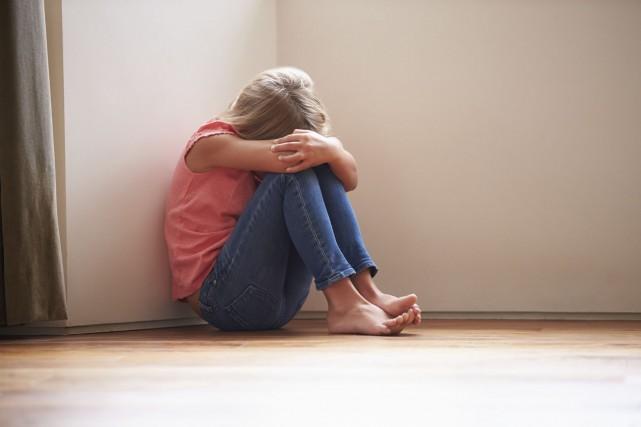 L'association NSPCC estime qu'en Grande-Bretagne, un enfant sur... (Photo Digital/Thinkstock)