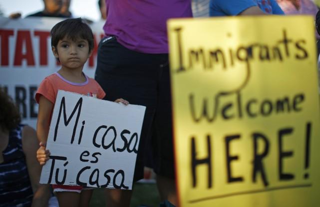 Alors que les États-Unis comptent quelque 11 millions... (PHOTO LUCY NICHOLSON, ARCHIVES REUTERS)