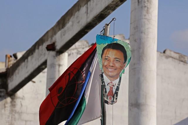 Marc Ravalomanana (ci-dessus) a été condamné trois fois... (PHOTO SCHALK VAN ZUYDAM, ARCHIVES AP)