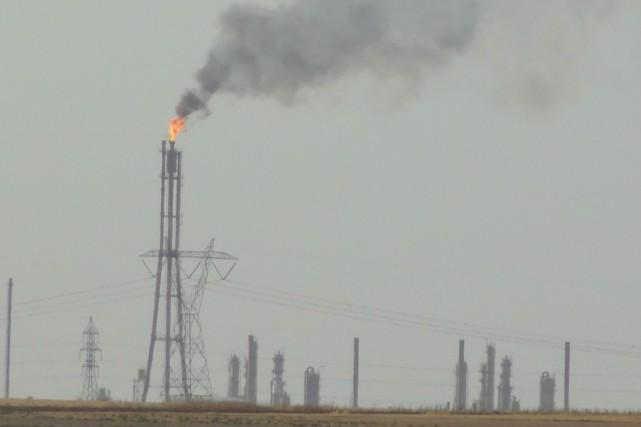 La région autonome du Kurdistan irakien a annoncé... (PHOTO MARWAN IBRAHIM, ARCHIVES AFP)