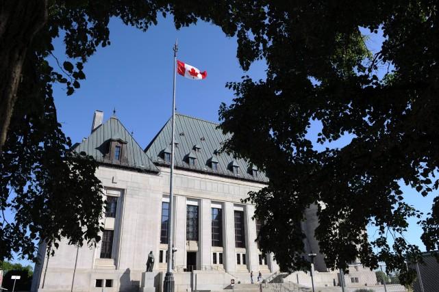 La Cour suprême du Canada a choisi de maintenir le droit du gouvernement de... (Photo archives La Presse Canadienne)