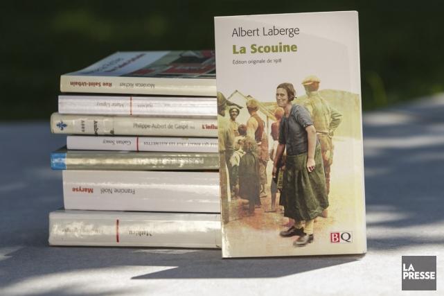 Chaque semaine de l'été, l'équipe de Lecture revisite un classique de la... (Photo: Hugo-Sébastien Aubert, La Presse)
