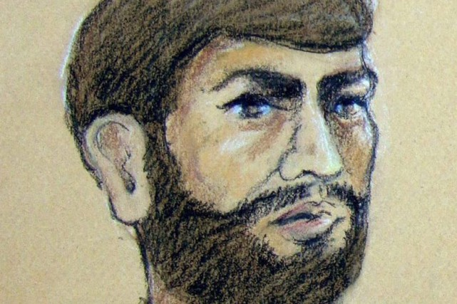 Une illustration de Misbahuddin Ahmed datant de 2010.... (Illustration d'archives, La Presse Canadienne)