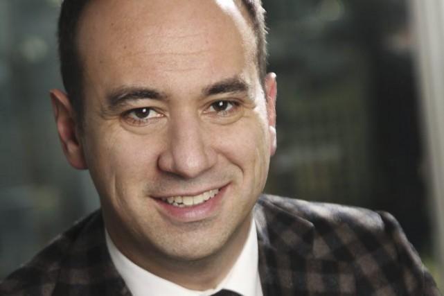 Hugo Lavallée, gestionnaire de portefeuille chez Fidelity Investments.... (Photo fournie par Fidelity Investments)