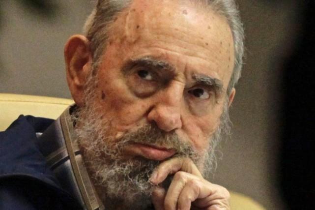 Fidel Castro en 2011.... (Photo Desmond Boylan, Archives Reuters)