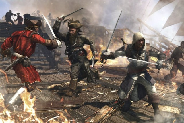 Assassins Creed IV: Black Flag... (Photo Ubisoft)