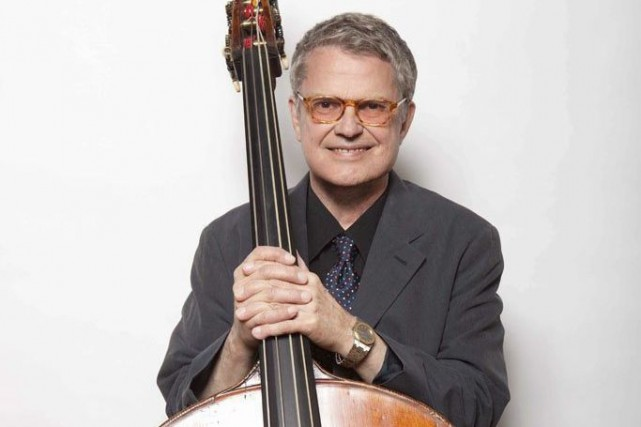 Charlie Haden... (Photo Archives AP)