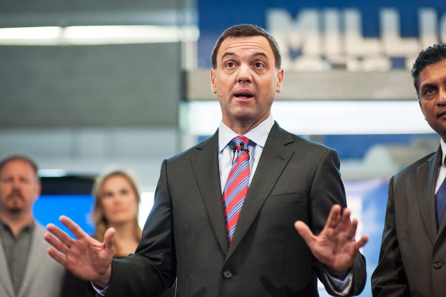 Tim Hudak... (Archives, La Presse canadienne)