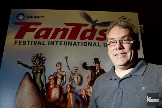 Le président de Fantasia, Pierre Corbeil, croit que... (PHOTO ALAIN ROBERGE, LA PRESSE)