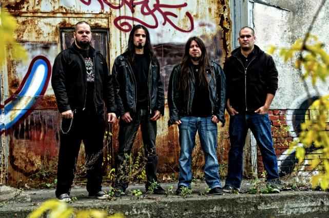 Le groupe metal Anonymus a décidé cet été... (Photo Sébastien Tacheron (tirée du site du groupe))