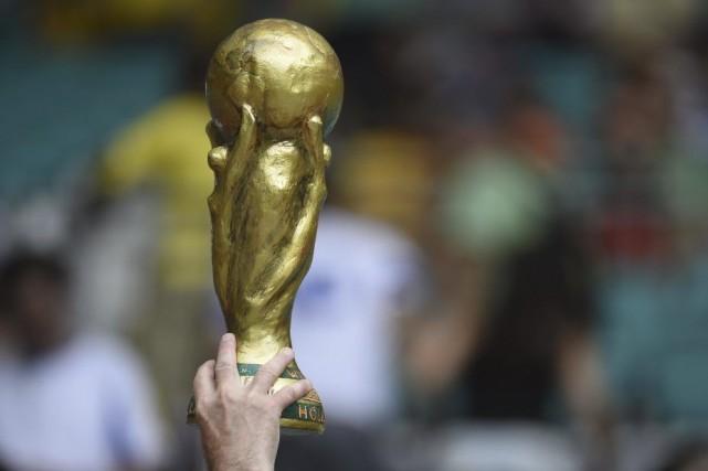 Qui remportera le Mondial? L'Allemagne ou l'Argentine?... (PHOTO ODD ANDERSEN, AFP)