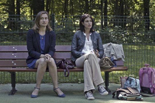 Juliette (Emmanuelle Devos) craint le vide existentiel lorsqu'elle... (Photo fournie par Fun Film)