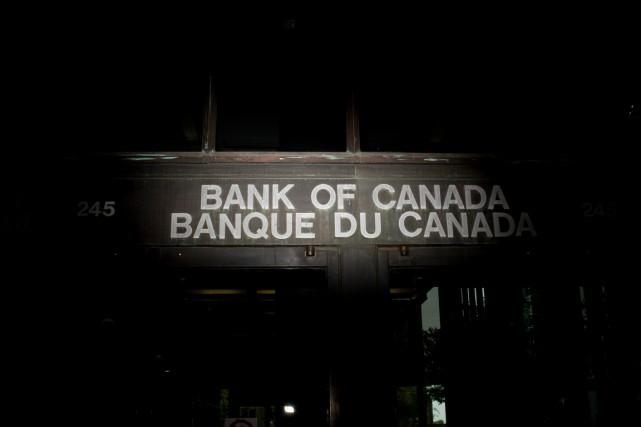 Tout porte à croire que la Banque du Canada annoncera, mercredi, qu'elle... (PHOTO BLOOMBERG)