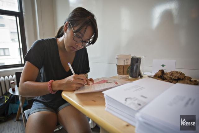 Le cas de Mai Duong, cette jeune maman de 34 ans d'origine vietnamienne qui... (Photo Olivier Jean, La Presse)