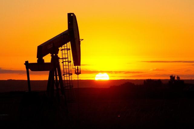 Le prix du baril de «light sweet crude»... (PHOTO KAREN BLEIER, ARCHIVES AFP)