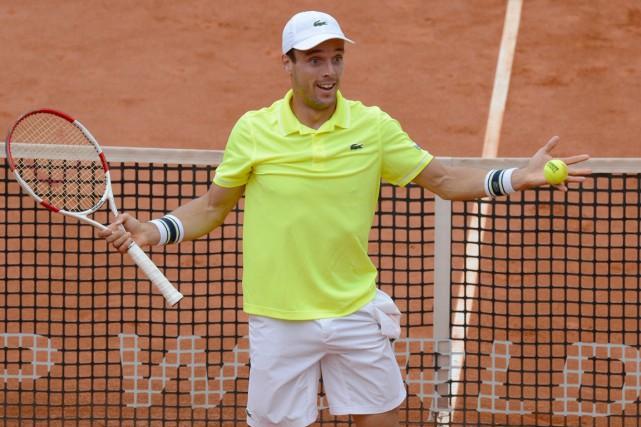 L'Espagnol Roberto Bautista Agut a remporté le tournoi... (Photo Daniel Maurer, AP)