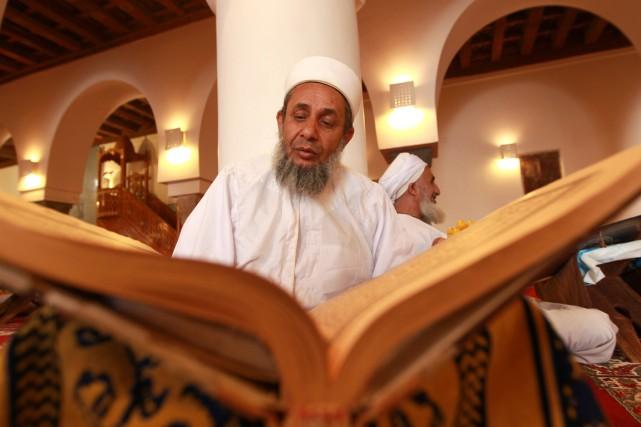 Au cours du mois du ramadan, qui se... (PHOTO MOHAMMED HUWAIS, AFP)