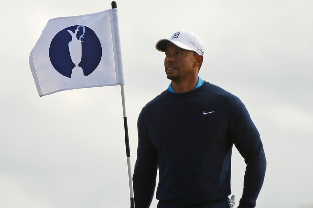 Tiger Woods... (Photo Phil Noble, Reuters)