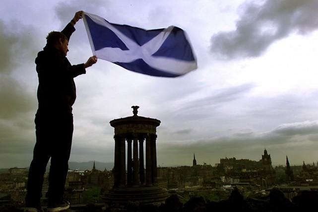Les Écossais sont appelés à se prononcer le... (PHOTO ARCHIVES REUTERS)