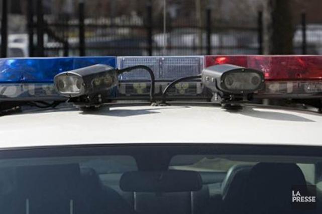 Le père a été arrêté en rentrant chez... (Photo archives La Presse)