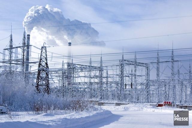 Le froid sibérien qui s'est abattu sur le nord-est des États-Unis l'hiver... (Photo d'archives)