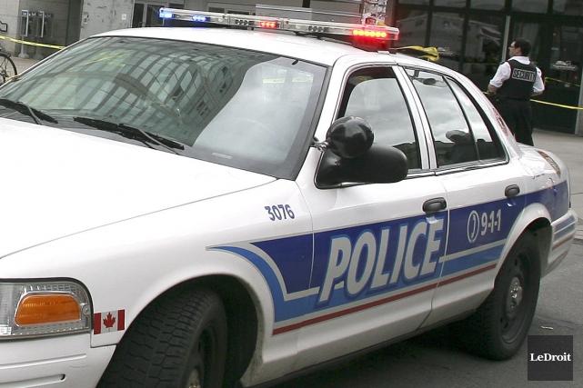 Un jeune homme aurait perpétré deux agressions sexuelles sur autant de... (PATRICK WOODBURY, Archives LeDroit)