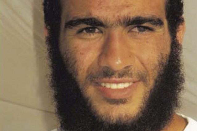 En octobre 2010, Omar Khadr avait plaidé coupable... (PHOTO ARCHIVES TORONTO STAR)