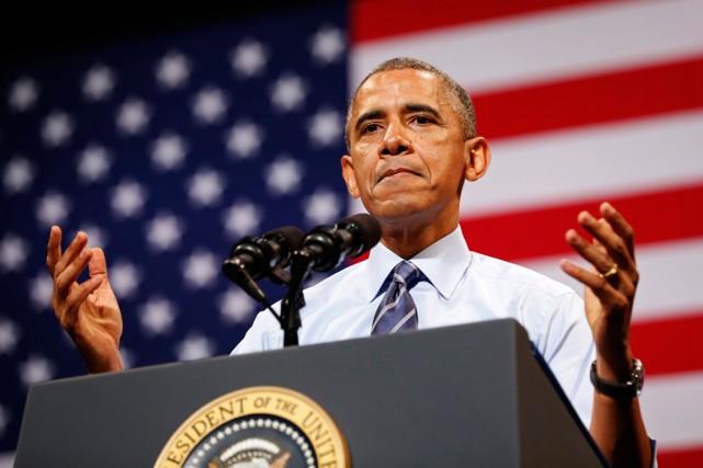 La décision de Barack Obama intervient au moment... (Photo Kevin Lamarque, archives Reuters)