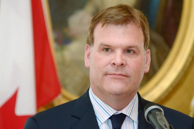 Le ministre des Affaires étrangères, John Baird... (Photo Markku Ulander/Lehtikuva, Reuters)