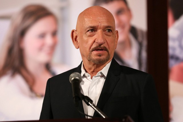 Ben Kingsley... (Photo Matt Sayles, Associated Press)