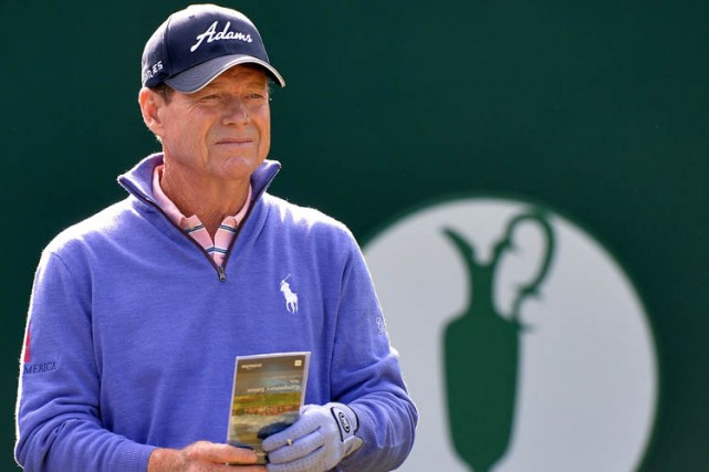Tom Watson... (Photo: AFP)