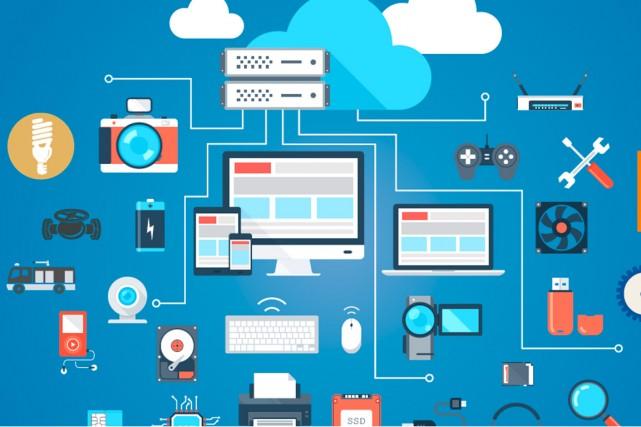 La technologie permet non seulement de relier des... (Image tirée de l'étude d'IDC Canada)