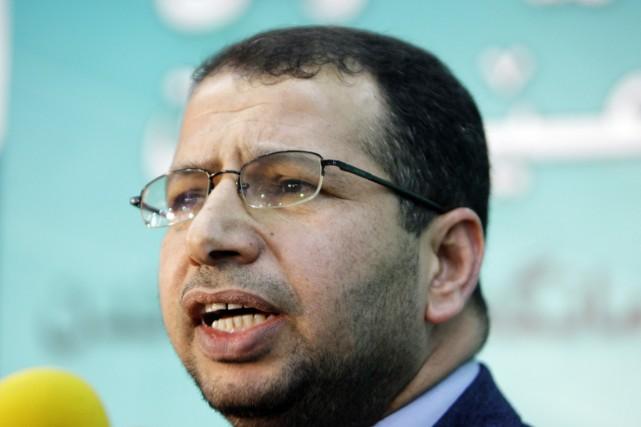 Salim al-Joubouria remporté 194 voix sur un total... (PHOTO ALI AL-SAADI, ARCHIVES AFP)