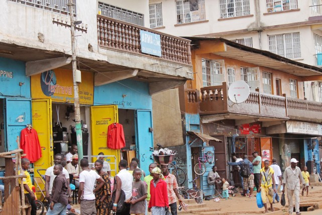 Rien qu'en Sierra Leone, il y a eu... (PHOTO YOUSSOUF BAH, AP)