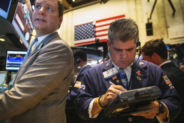 Le marché réagissait prudemment à une intervention de... (PHOTO LUCAS JACKSON, REUTERS)
