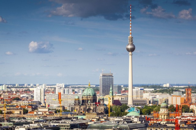 Berlin, en Allemagne.... (Photo Digital/Thinkstock)