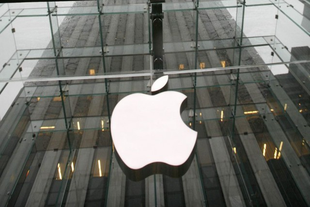 Apple va investir 2 milliards de dollars dans la prochaine décennie dans un... (Photo archives Reuters)